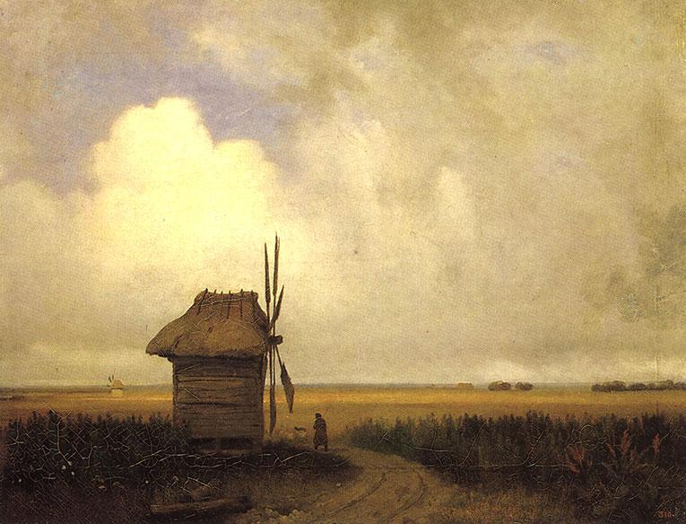 Картинки по запросу пейзажі Василя Штернберга